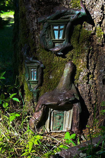 Fairy tale doors windows in gift ideas at fairy woodland for Fairy door with fairy