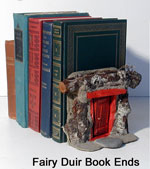 Fairy Duir Book Ends