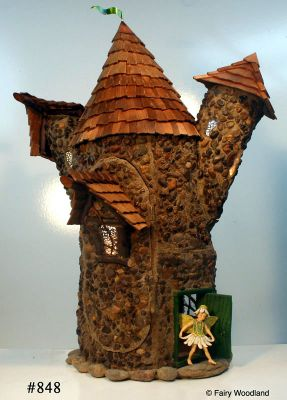 Fairy Princess Castle in Gift ideas at Fairy Woodland