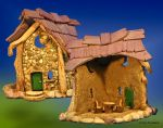 Bramble Village Fairyplay House