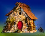 Build a Wee Fairy Cottage for Me