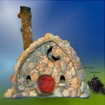 Hobbicottage: A Hobbit Home for Fairies