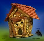 Bramble Village Fairy House #K26 - SOLD