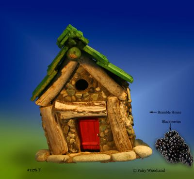 Wee Fairy Cottage #1176 - SOLD in  at Fairy Woodland