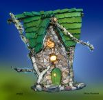 Fairy House #1202 - SOLD