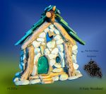 Wee Fairy Cottage #1255W - SOLD