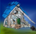 Wee Fairy Cottage #1273W