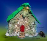 Wee Fairy Cottage #1276W