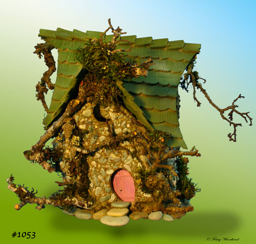 Workshop Make Your Own Fairy House July 30 August 2